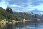 Rocky coast by slepalex