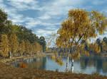 Autumn Etude by slepalex
