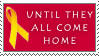 Until They All Come Home Stamp by stampsbyjesper