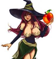 Sorceress by Unknowncake