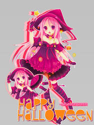 Happy Halloween by Calavericharm