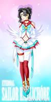 Eternal Sailor Kallichore (Drachea) by Harroway