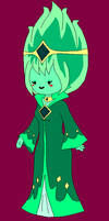 GHS - Maiden Jayda  in Adventure Time style by dannichangirl