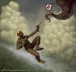 Free Fall by AsyaYordanova