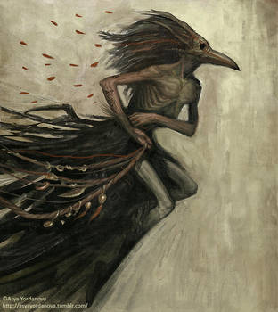 The Shaman by AsyaYordanova