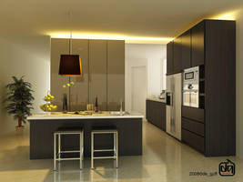 3B Kitchen by deguff