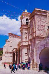 San Pedro y San Pablo Teposcolula by Superkh