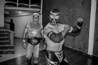 Azteca power by Superkh