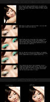 eyeshadow tutorial by hardxcouture