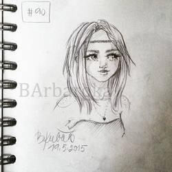 #90 by barbaroka
