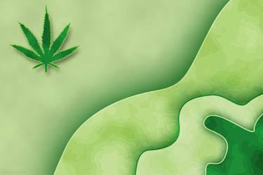 Just Trippin' by Club-Marijuana