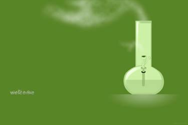 Welcome... by Club-Marijuana