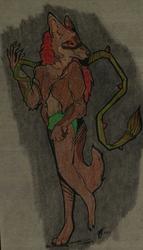 [Gift] Poison Ivy Timechaser by Klomonx