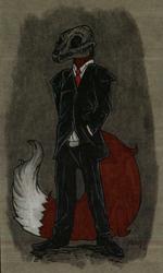 [Gift] Black Skull Yvette by Klomonx