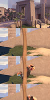 The Palm Tree saga by Dafuqer7