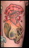 Lil 'Splody Skull by XeviousTheGreat