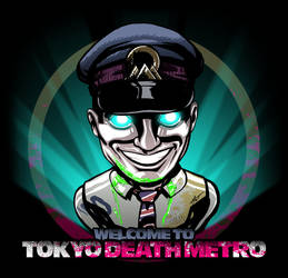 LET IT DIE - Welcome to Tokyo Death Metro by SaTTaR