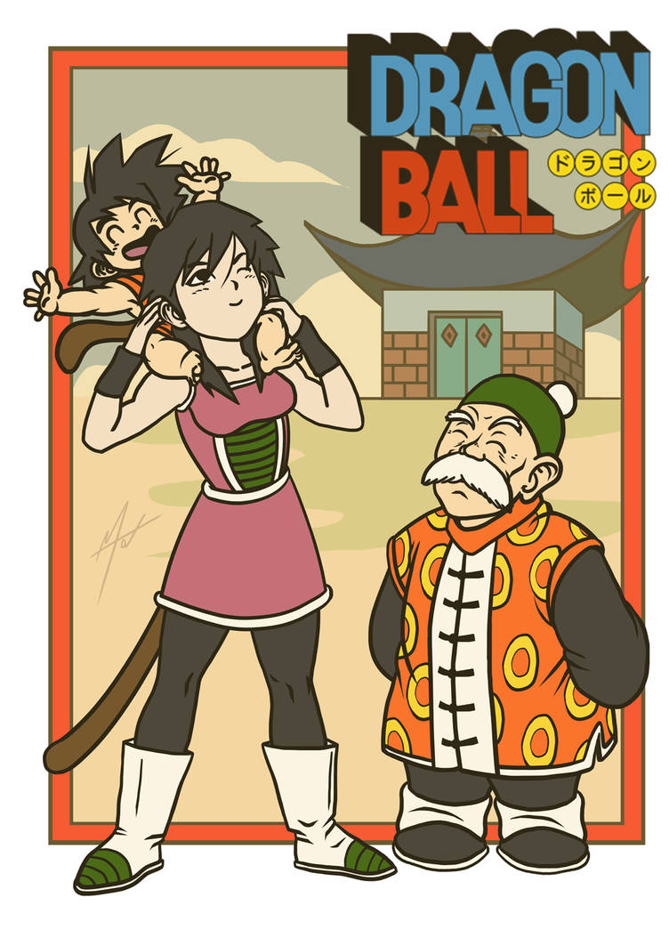 What If - Dragon Ball by SaTTaR