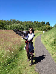 Eagle  assassin screed cosplay by enigmael