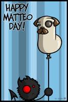 Matteo Day --fd by fuzzydemon