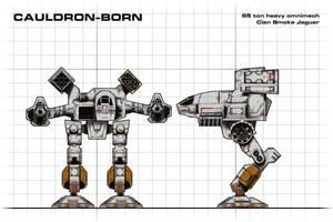 Cauldron-Born Blueprint by Walter-NEST
