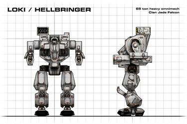 Loki Blueprint by Walter-NEST