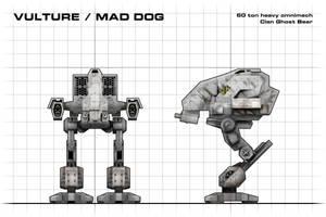 Vulture Blueprint by Walter-NEST