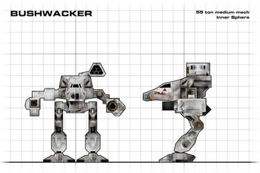 Bushwacker Blueprint by Walter-NEST