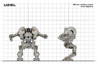 Uziel Blueprint by Walter-NEST