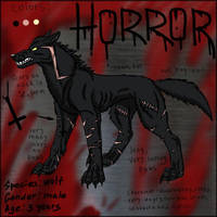 Horror Reference by BullTerrierKa
