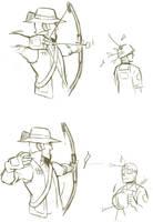 sniper n engie by EunDari