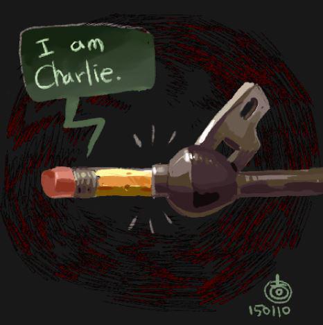 I am Charile by EunDari