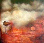 Waiting Bird by SethFitts