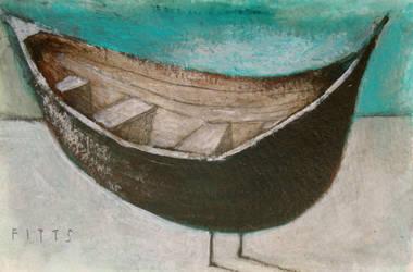 Walking Boat by SethFitts