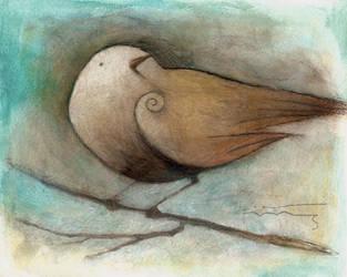 Bird in Light by SethFitts