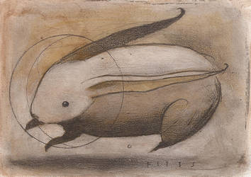 Rabbit, Levitating by SethFitts