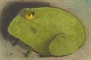 Frog Prince by SethFitts