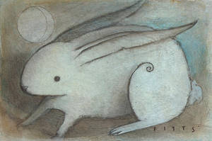 Luna Rabbit by SethFitts