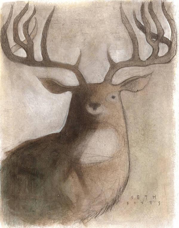 Deer by SethFitts