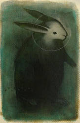 Spirit Guide: Rabbit by SethFitts