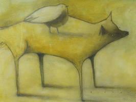 Piggy Back by SethFitts