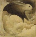 Spirit Guide (Cloud Rabbit) by SethFitts