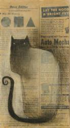 Mystery Cat by SethFitts