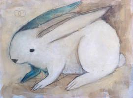 Rabbit Waits by SethFitts