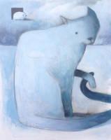 Cat, Mid Bath by SethFitts