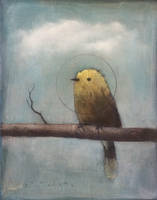 Patient Bird by SethFitts