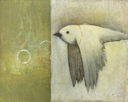 Flying Messenger by SethFitts