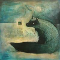 Fox Dog Spirit by SethFitts