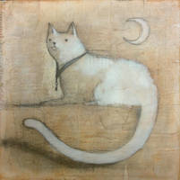 Key Keeping Cat by SethFitts