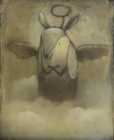 Angelic Armadillo by SethFitts